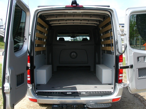 mercedes benz sprinter 319 cdi dubb cabine. Black Bedroom Furniture Sets. Home Design Ideas