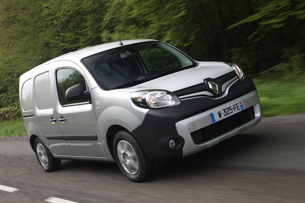 foto s renault introduceert nieuwe kangoo express. Black Bedroom Furniture Sets. Home Design Ideas