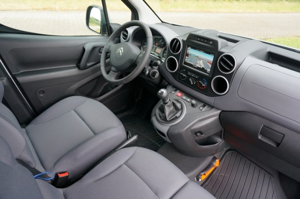 Citroën Berlingo 1 6 BlueHDi 120 S&S Business • Bestelauto nl