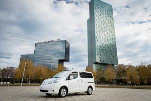 Nissan E Nv200 40 Kwh Vanaf 29 390 Euro Bestelauto Nl
