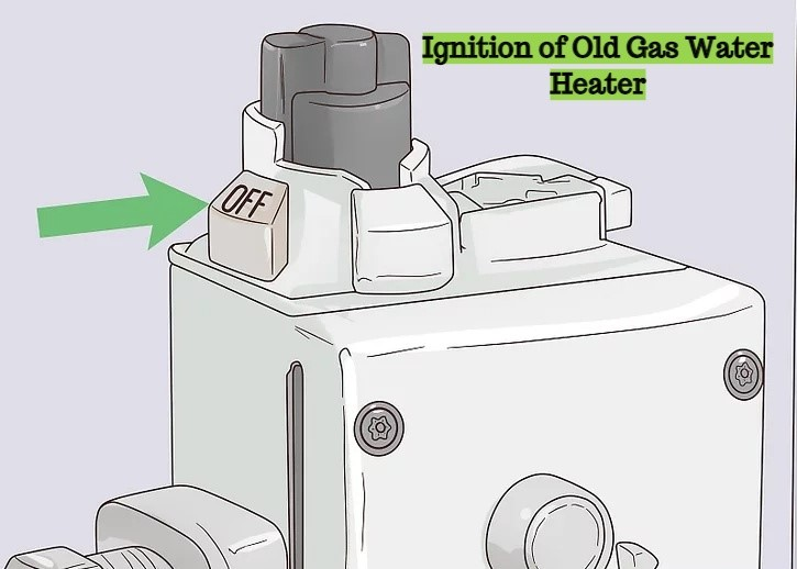 Ignition of Old Gas Water Heater
