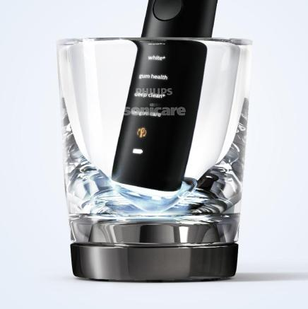 dimondclean charging glass