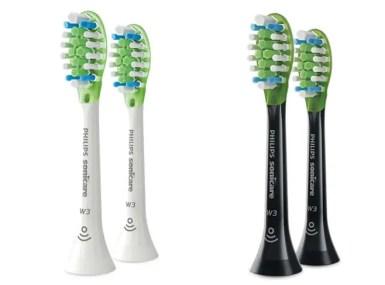 W3 Premium White Sonic Toothbrush Heads