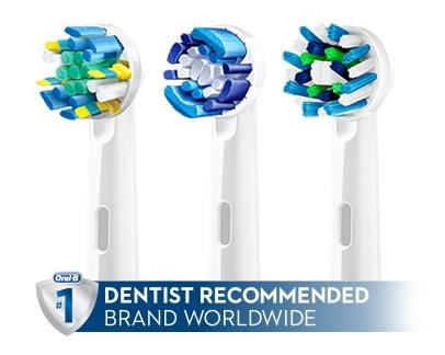 #1 dentist recommended