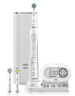 Oral-B Pro 7000 – White version