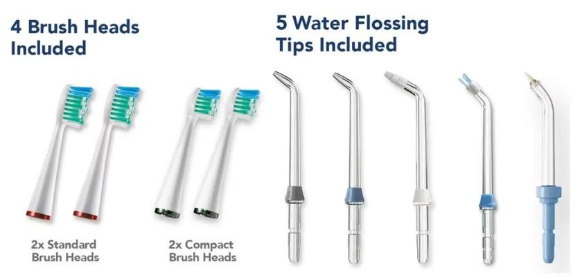 Waterpik WP-900 vs  WP-950 - Best Electric Toothbrush Club
