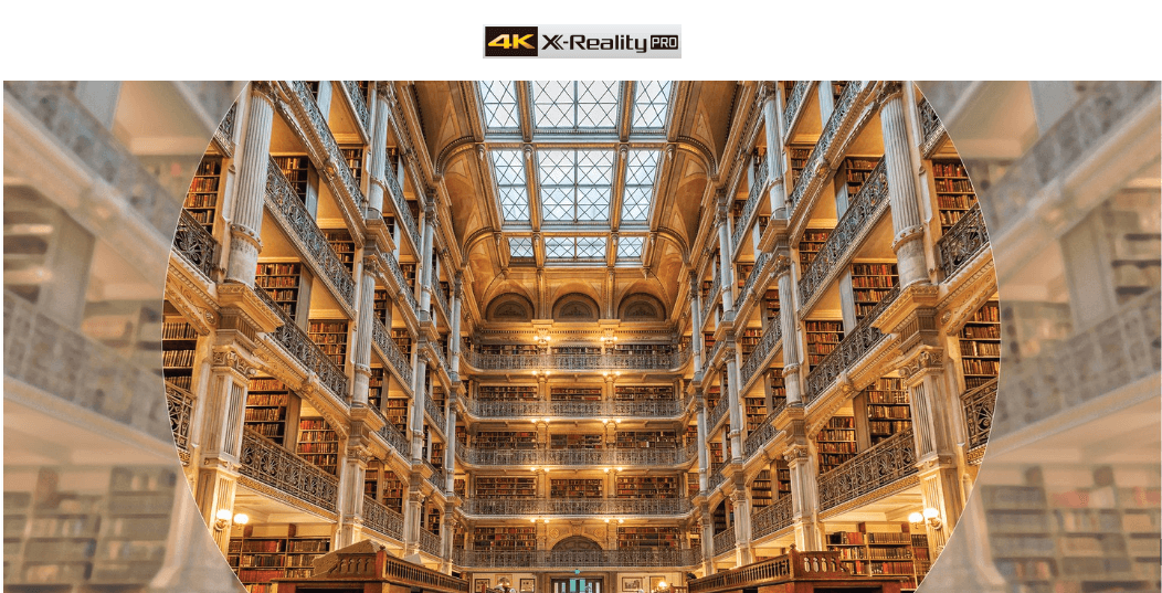 Rediscover every detail in 4K