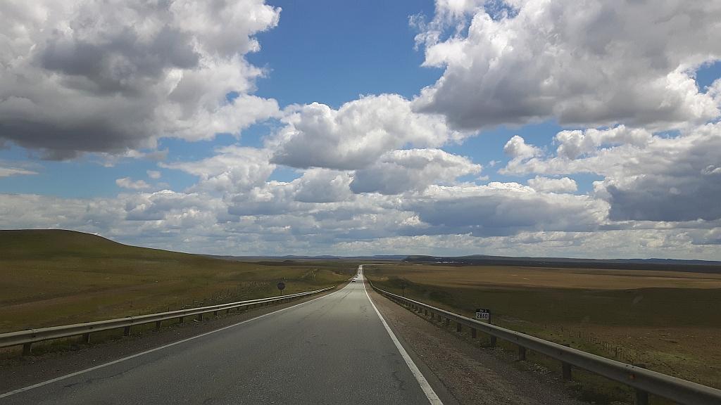 Voorbereiding rondreis Patagonië