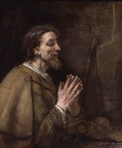 Jacobus de Meerdere door Rembrandt