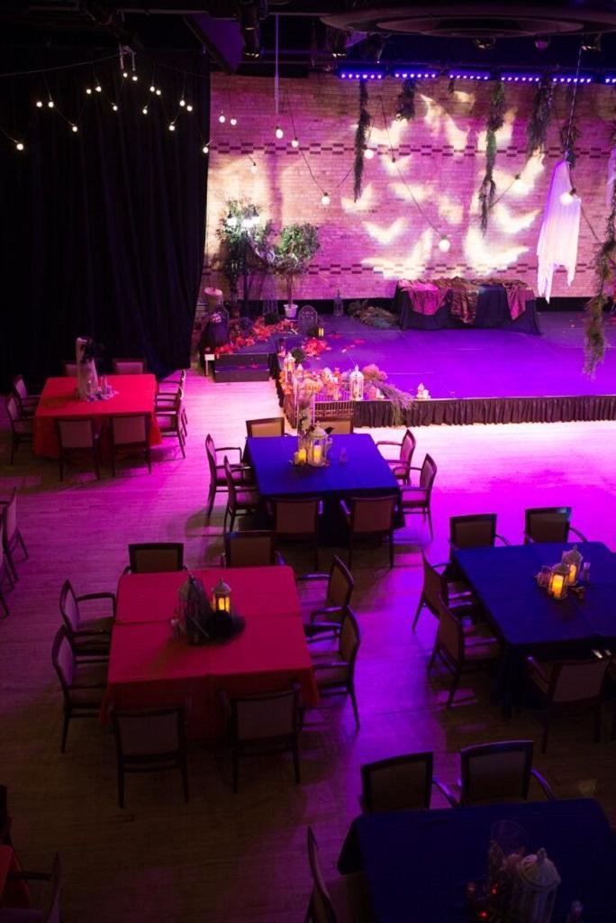 Event Set Up