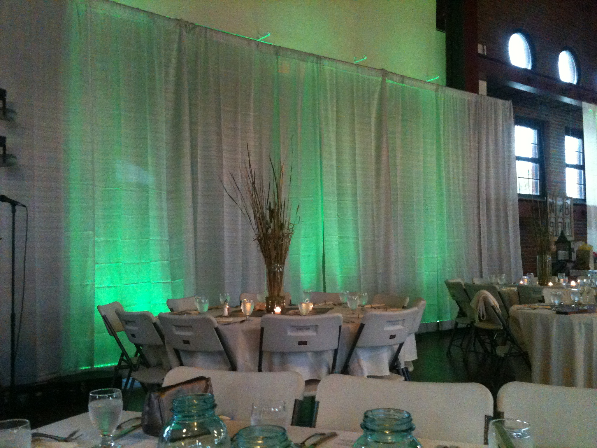 Central Illinois Wedding  Reception Rentals  Services