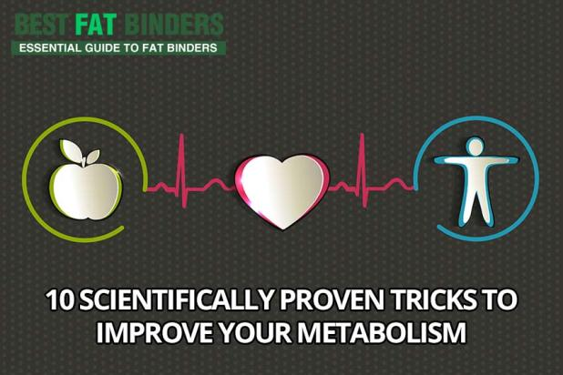 10 Scientifically Proven Tricks to Improve Your Metabolism