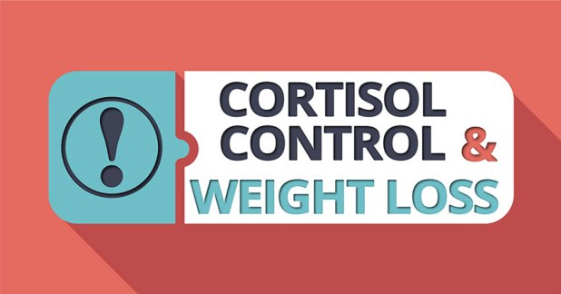 cortisol control and weight loss