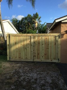 new wood fence installation san antonio tx
