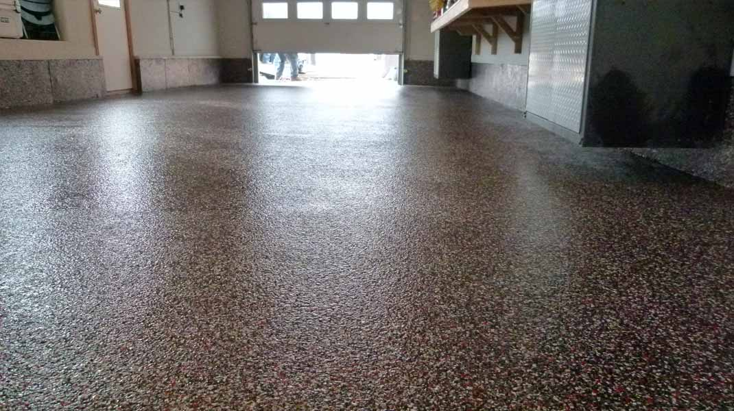 Neat garage floor coating services and what you should know