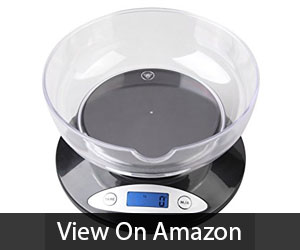 Weighmax Electronic Kitchen Scale Review