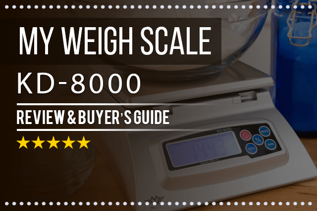 MyWeigh KD-8000 Food Scale: Review & Buyer's Guide