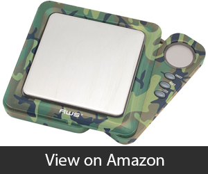 AWS Back Lit Blade Style Digital Scale