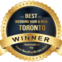 Best Wedding Hairstylists in Toronto and GTA 2021
