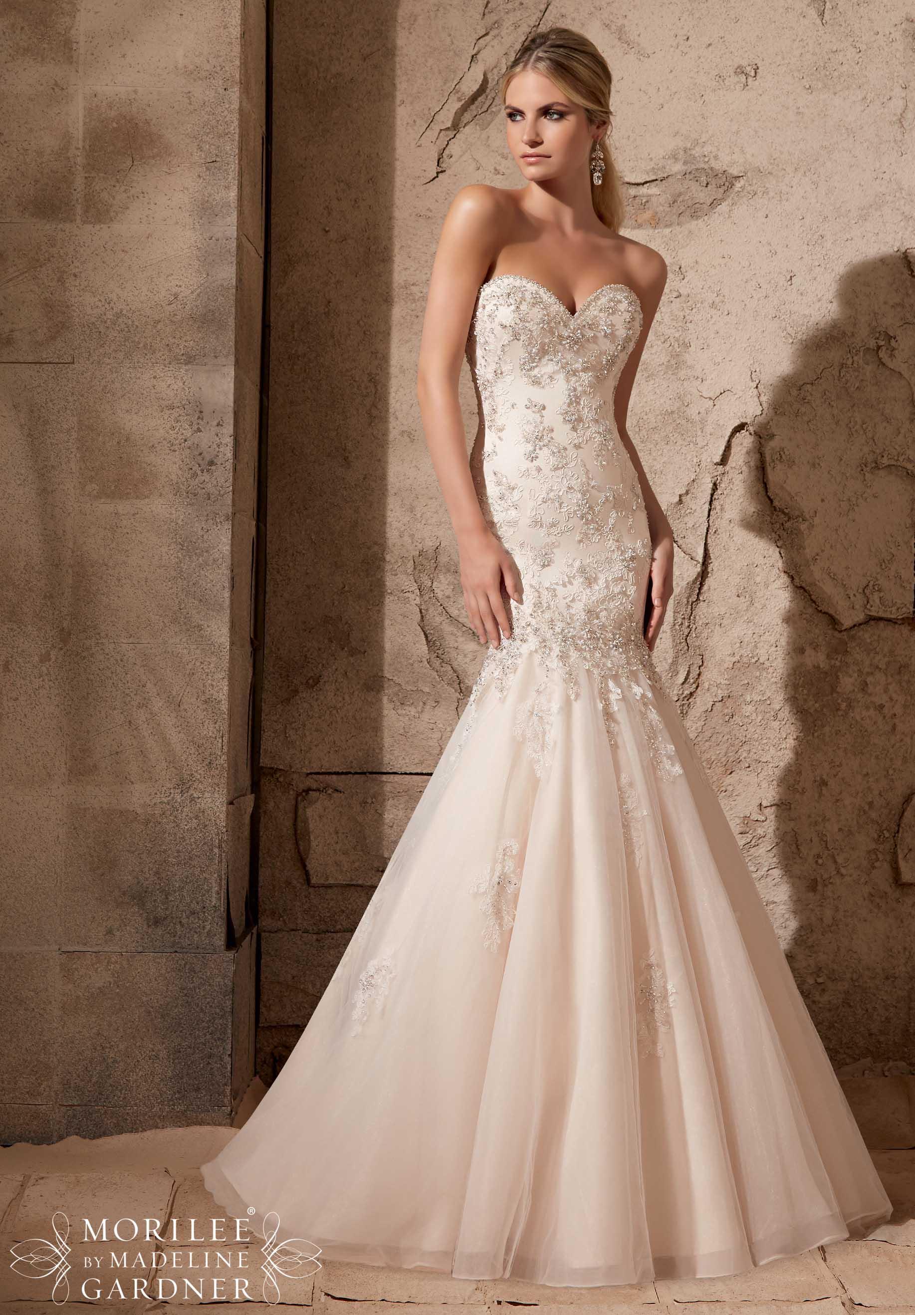 Dress Mori Lee Bridal SPRING 2015 Collection 2720