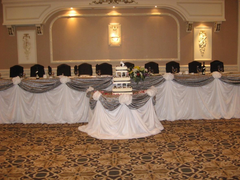 View Wedding Decor  Head Table Decor  Best for Bride