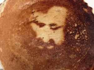 pancake Jesus