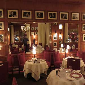 Fouquet\'s for fine dining