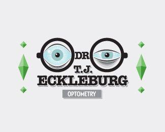 27 Awesome Eye Inspired Logo Designs