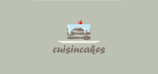 211 60 Delicious Food Inspired Logo Design