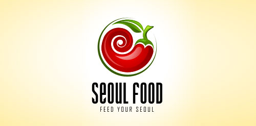 55 60 Delicious Food Inspired Logo Design