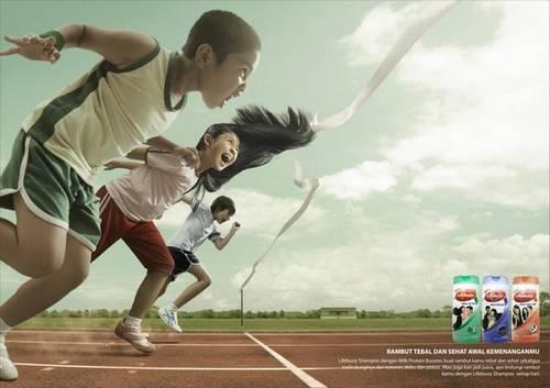 40 Creative Sport Print Ads Inspired