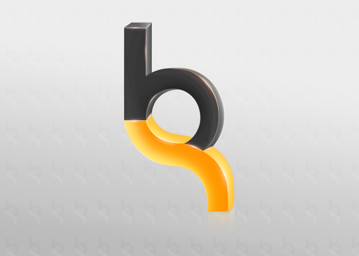 19 Cool One Letter Logo Designs