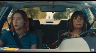 "Must See Fall Films ""Lady Bird"""