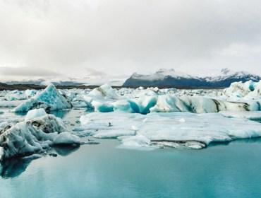 Adam Jang's Photo of a Glacier