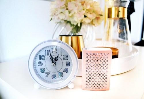clockspeaker