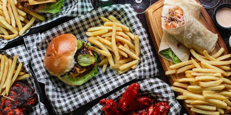 What Food Should I Eat Quiz - BestFunQuiz