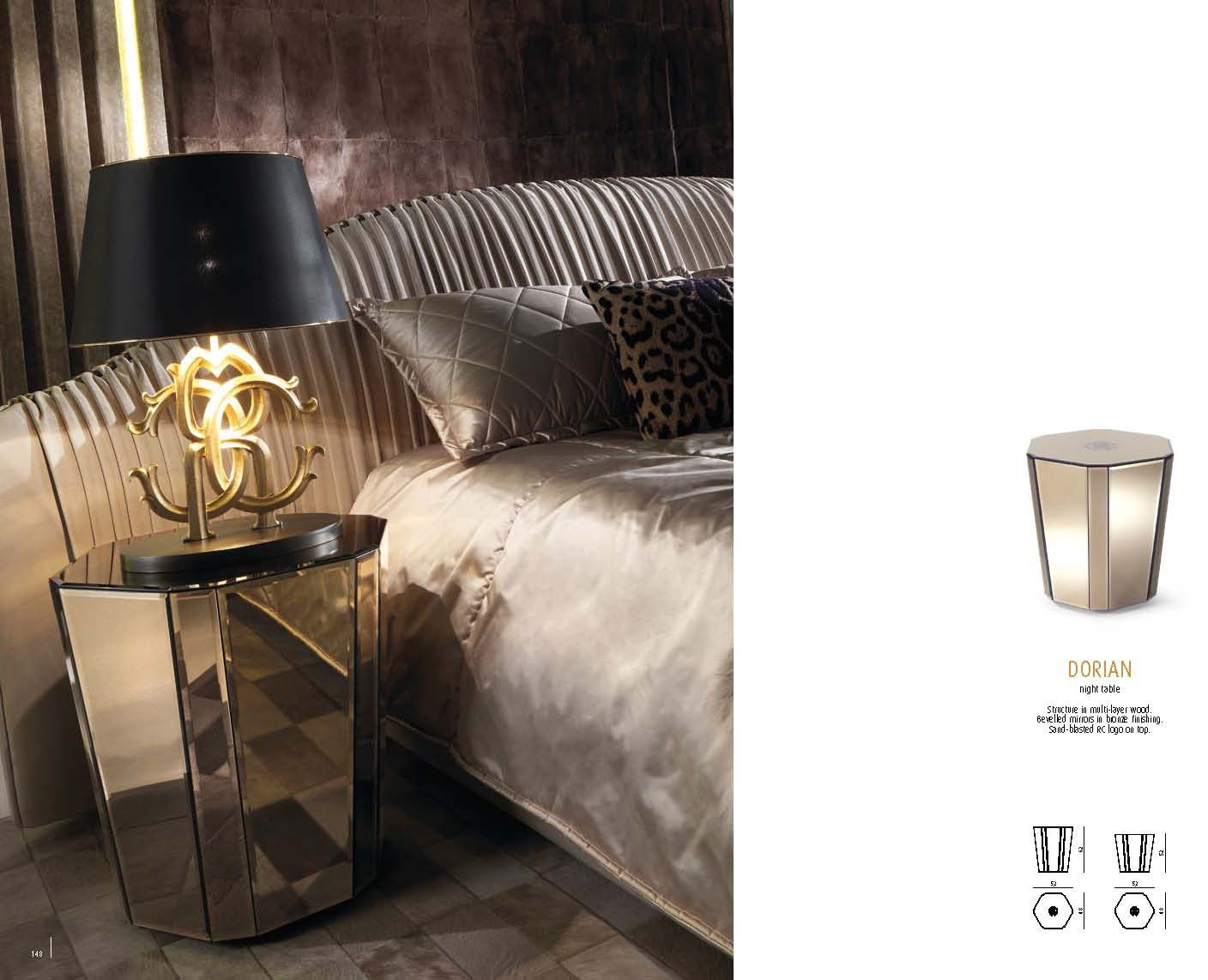 Roberto Cavalli Furniture  ROBERTO CAVALLI Furniture SHARPEI SeriesFurniture from Italy