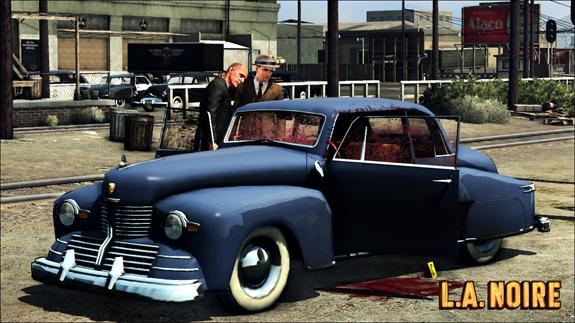 L.A. Noire: The Driver's Seat Case Guide