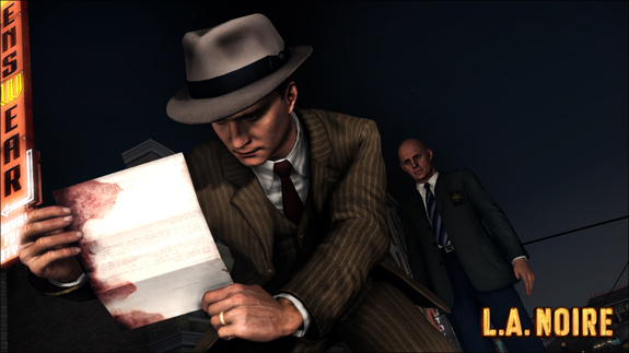 L.A. Noire: A Marriage Made in Heaven Case Guide