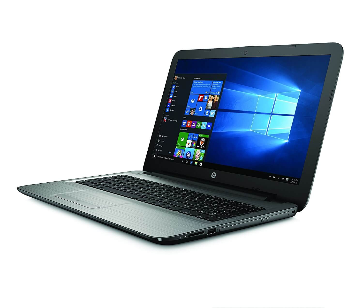 Gaming Laptop under 500 uk: (£529.99) HP 15-ba047na 15.6-Inch AMD A12 withAMD Radeon R7 Graphics