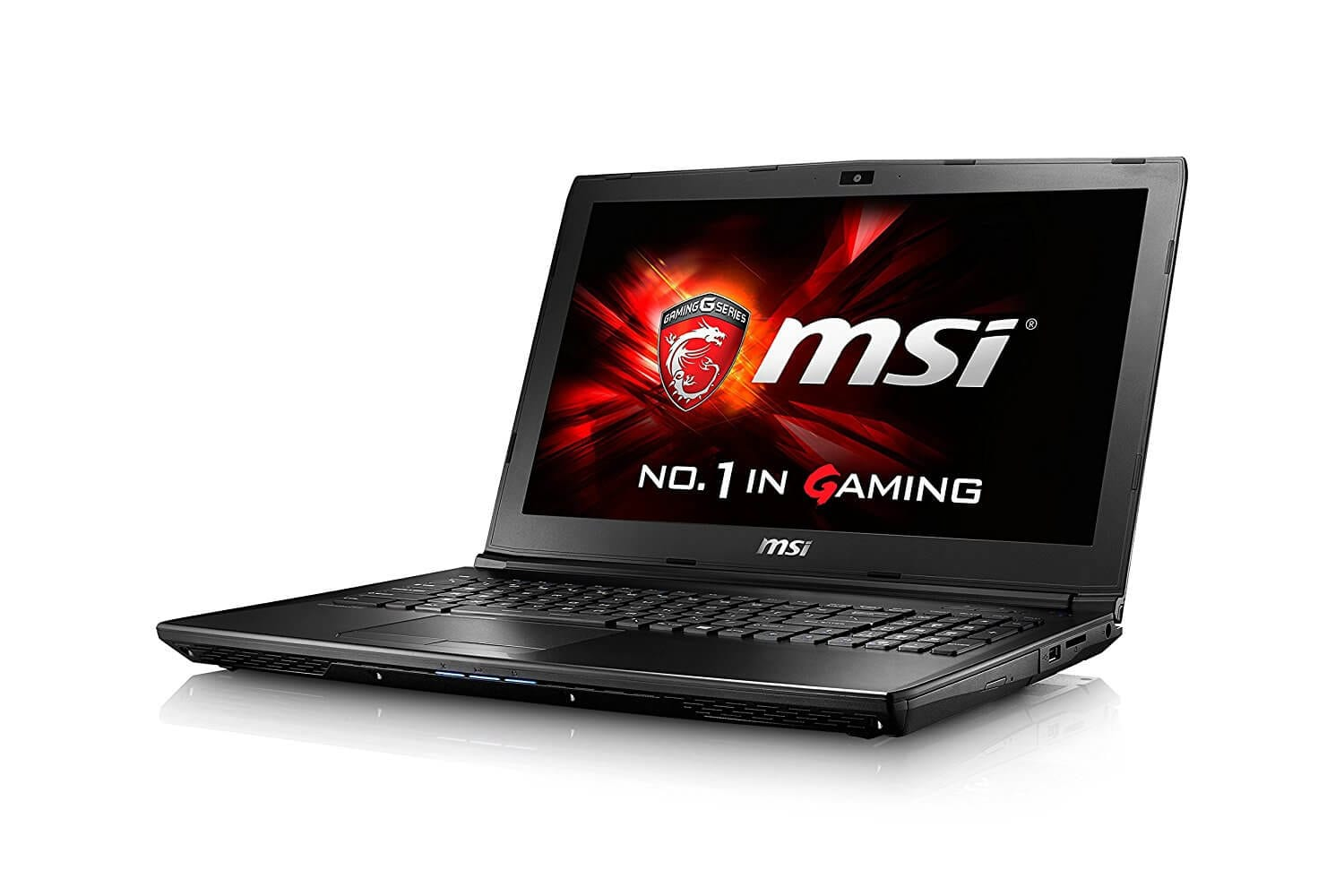 MSI GL62 1673UK 15.6-Inch FHD Gaming Notebook: Cheap budget gaming laptop UK under £700