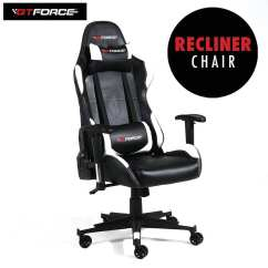 Pro Gaming Chairs Uk Sayl Chair Review 3 Gtforce Reclining Sports Racing Best Console Pc Under 100 150 2018 Recommended Budget Comfortable