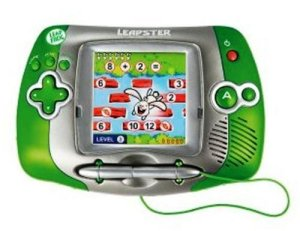LeapFrog Leapster Features