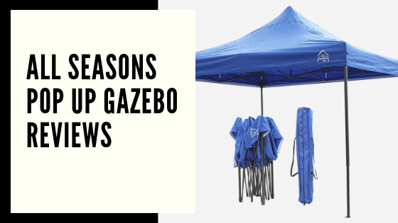 pop-up gazebo