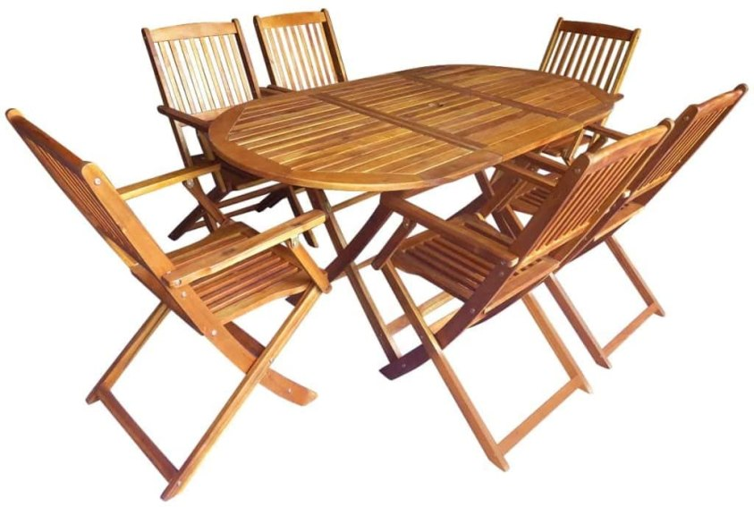 patio dining set for 6