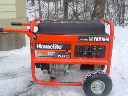 portable generator enclosure