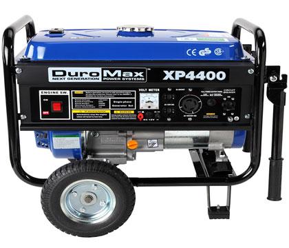 DuroMax 4400 Generator