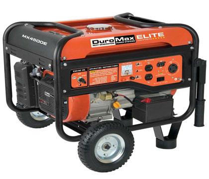 DuroMax Elite Generator