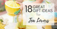 Best Gift Idea Tea Lovers Gifts - 18 Awesome Ideas To ...