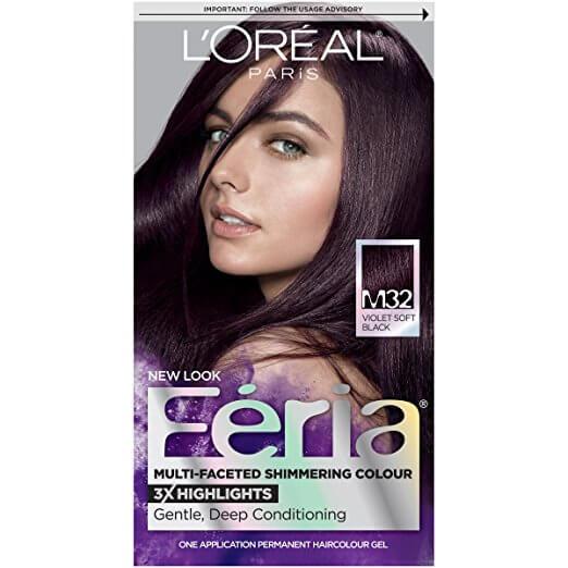 Best Purple Hair Dye for Lasting Shine